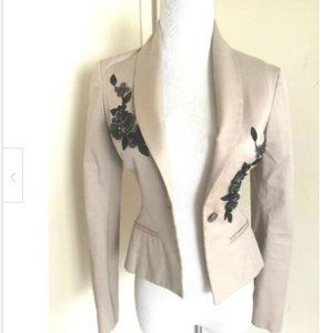 Stella Mccartney Beige Blazer